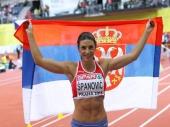 Ivana rekordom do zlata u Pragu!