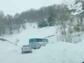 Smetovi blokirali planinske puteve