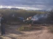 10 mrtvih u sudaru helikoptera