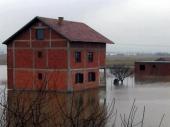 Poplavljeno stotinak kuća kod Niša
