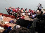 U brodolomu stradale desetine ljudi