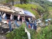 Survao se autobus, 51 mrtav