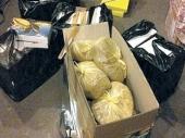 Policija zaplenila 300 kilograma rezanog duvana