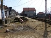 KAO RATNA ZONA: Oranje drumova u Kajmakčalanskoj