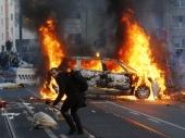 Neredi u Frankfurtu