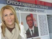 I Nevenka kandidat za šefa SNS-a u Vranju?