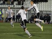 Kup: Partizan sa 3:0 savladao Jagodinu