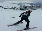 Srebro za skijaše