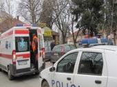 Muškarac izbo taksistu u centru Leskovca