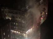 Požar u Njujorku, šestoro nestalo