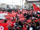 Marš solidarnosti u Tunisu
