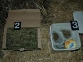 Skrivao kilo marihuane u kući kod Pirota
