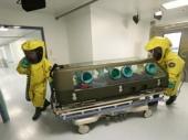Zbog ebole zatvorene granice