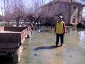 Zatrpani kanali im poplavili dvorišta, kuće i njive