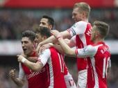 Arsenal srušio Liverpul za osam minuta
