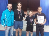 Stonoteniseri prvaci centralne Srbije