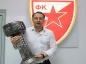 Stojanović tuži Crvenu zvezdu zbog 100.000 evra