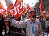 Generalni štrajk paralisao Francusku