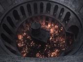 Sveti oganj u Jerusalimu