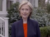 Hilari, prva dama predsednik SAD?