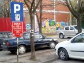 Zabrana parkiranja na kolovozima u Vranju!