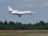 Nikolićev avion se prinudno vratio