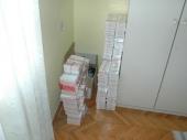 Skrivao preko 2.000 paklica cigareta u kući