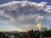Čile: Evakuacija zbog vulkana