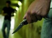 Nožem na prodavca