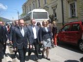 Zorana Mihajlović u Vranju