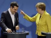 Merkel telefonom kontroliše Ciprasa