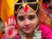 Devojčica jača od zemljotresa