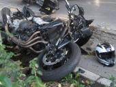 Poginuo na motociklu na putu kod Leskovca
