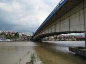 Muškarac skočio sa Brankovog mosta