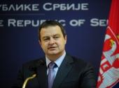 Dačić ide na proslavu u Kijev