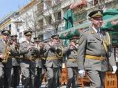 Niški orkestar ide na paradu