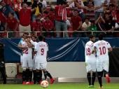 LE: Sevilja 3:0, problem za Napoli