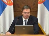 Vučić: U Tiranu, da ne bude još Kumanova
