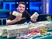 Prijavio se slučajno na poker turnir i osvojio milion dolara
