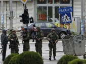 Kumanovo blokirano, traže teroristu