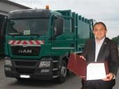Novi smećar stiže u Vranje