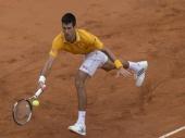 Nišikoriju set, Novak u polufinalu