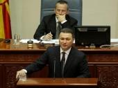 Gruevski, do poslednjeg daha