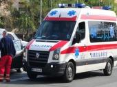 Saobraćajna nesreća kod Niša, povređen strani državljanin
