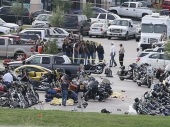 Teksas: Obračun bajkera, devetoro mrtvih