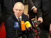 Šojble: Bankrot Grčke je moguć