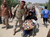 Iz Ramadija pobeglo 55.000 ljudi