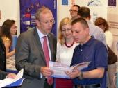 OK Radio na Sajmu projekata EU u Nišu