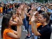 Maturanti na jugu zaplesali sa Evropom