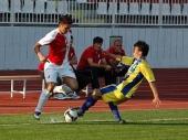 Dinamo igra u Brusu
